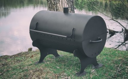 Мангал-барбекю-гриль-коптильня