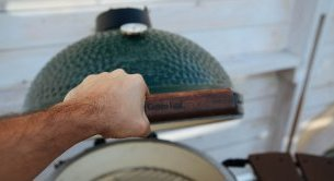 Big Green Egg крышка